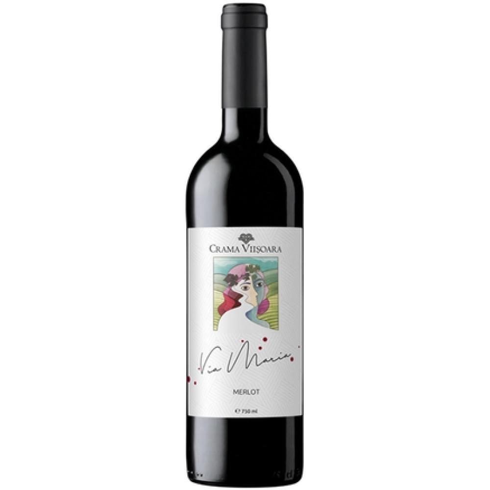 Vin Merlot Via Maria 0.75L