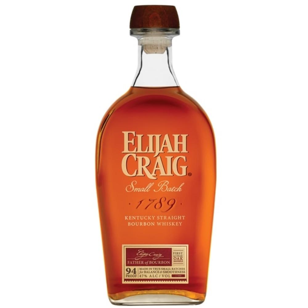 Whisky Elijah Craig Small Batch 0.7L
