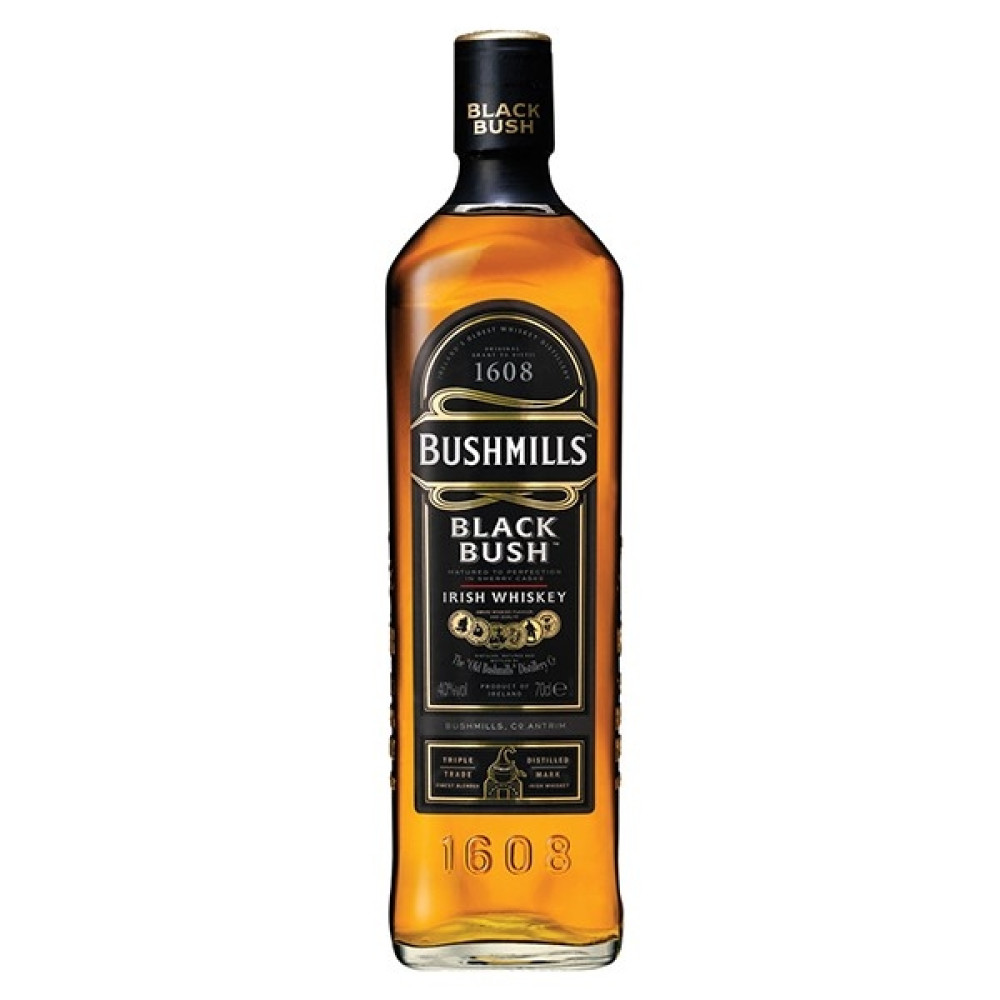 Whisky Bushmills Black Bush 0.7L