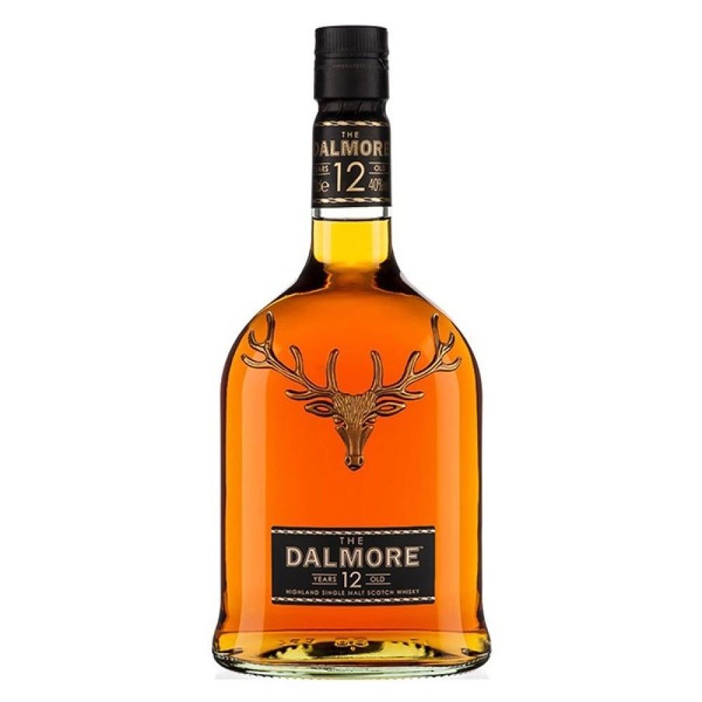 Whisky Dalmore 12 Ani  0.7L
