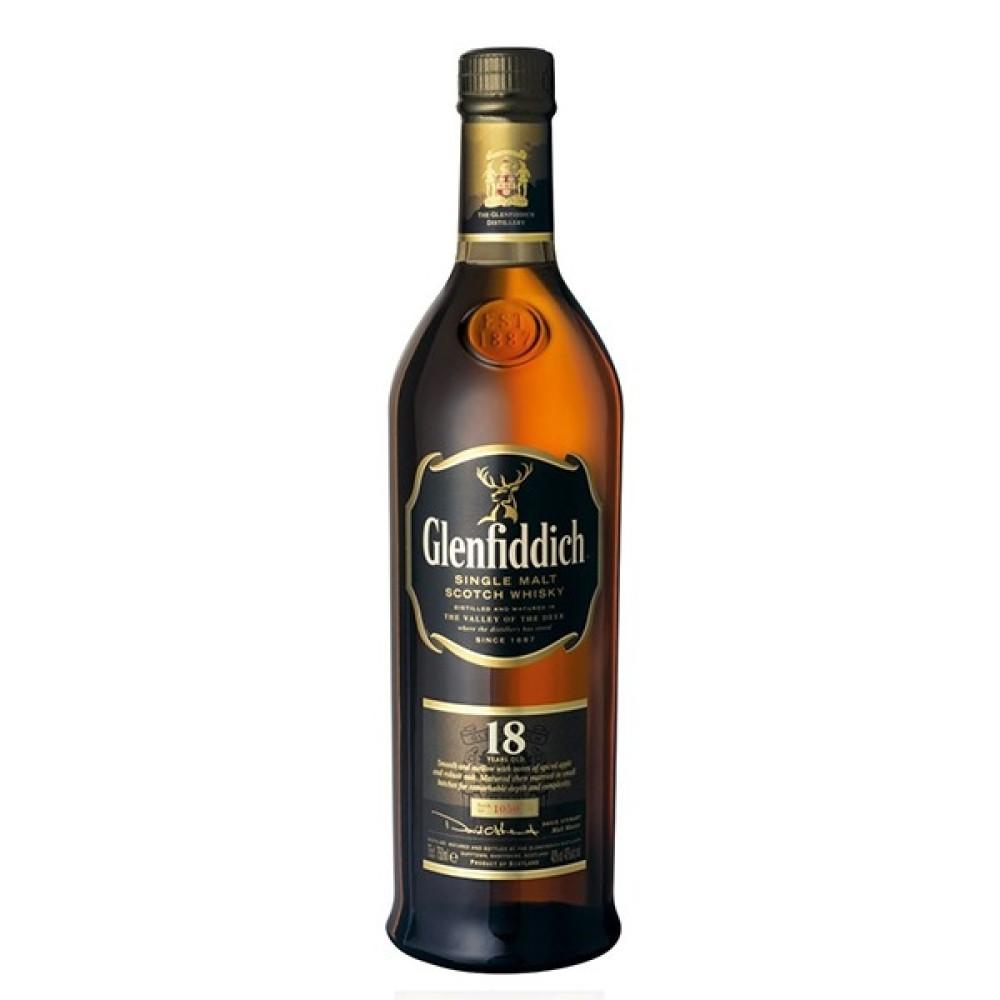 Whisky Glenfiddich 18 Ani 0.7L