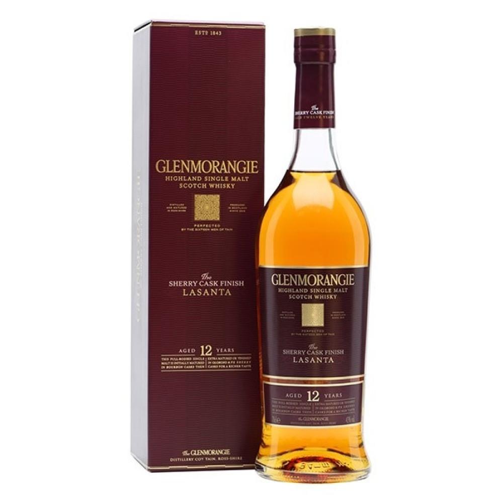 Whisky Glenmorangie Lasanta  0.7L