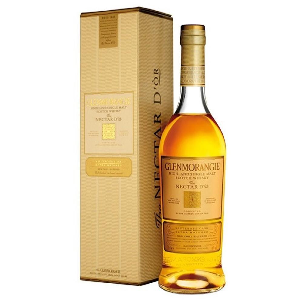 Whisky Glenmorangie Nectar 0.7L