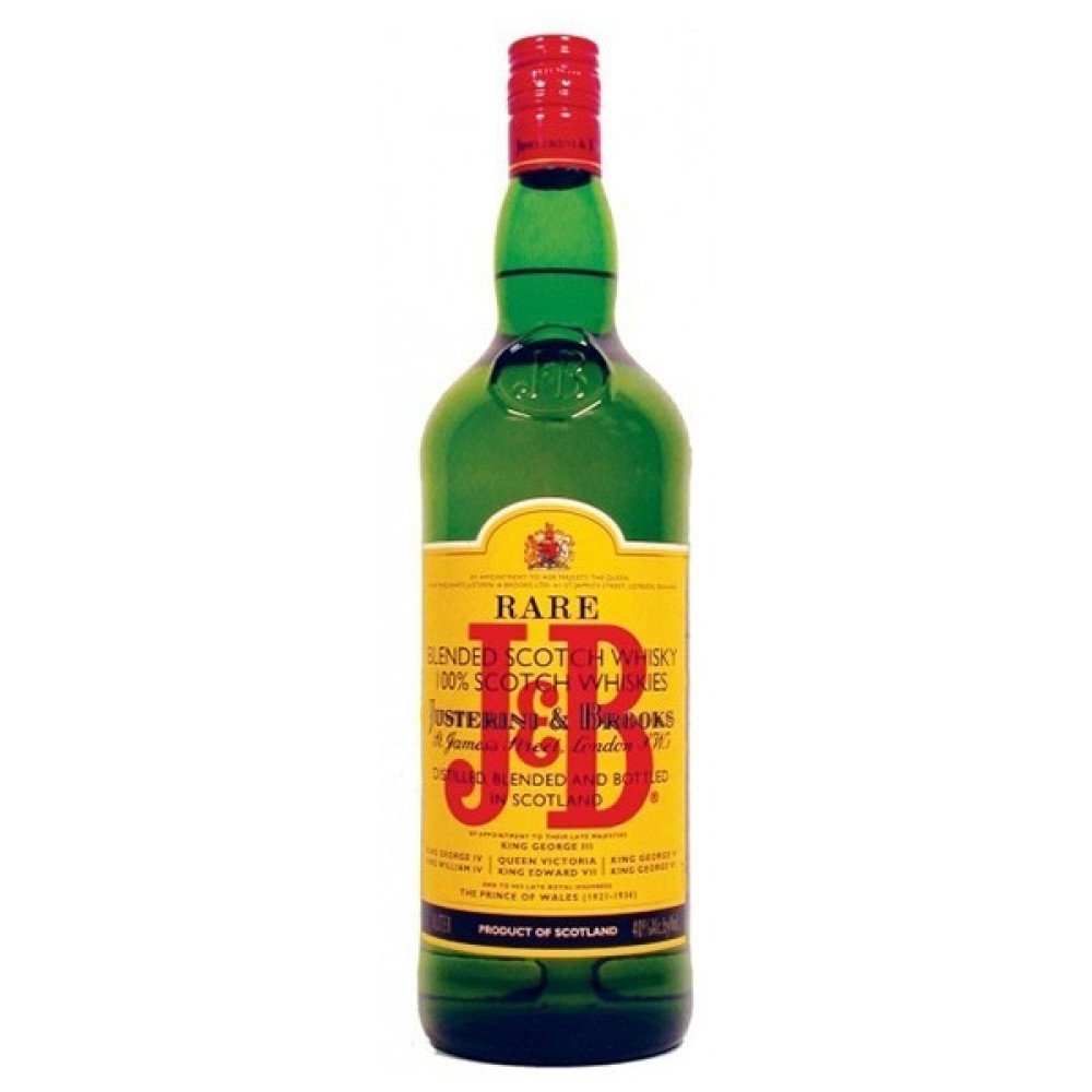 Whisky J&B 0.7L