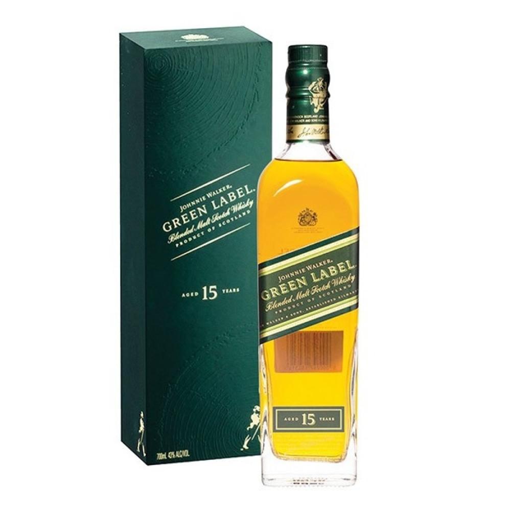 Whisky Johnnie Walker Green Label 0.7L