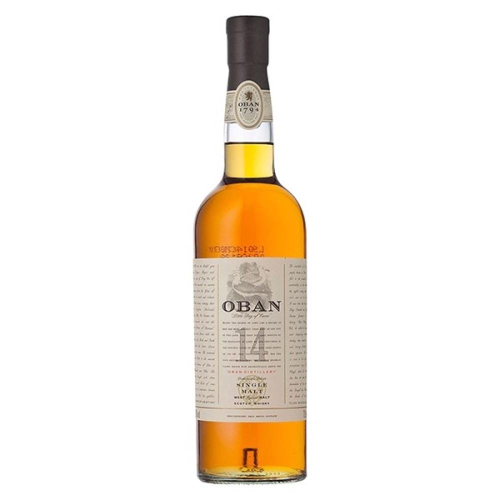 Whisky Oban 14 Ani 70 cl