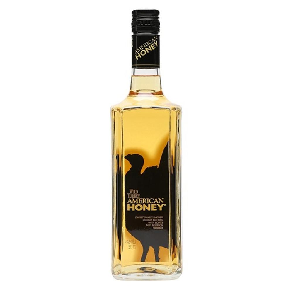 Whisky Wild Turkey American Honey 1L