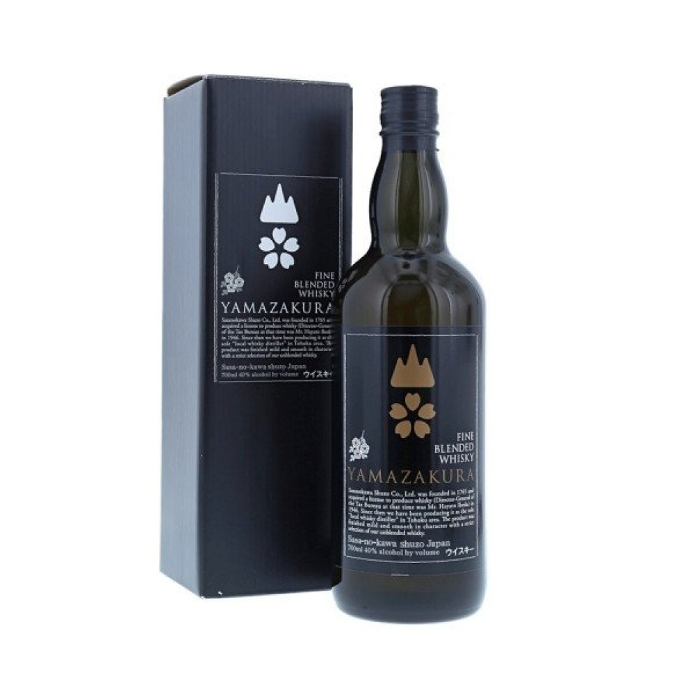 Whisky Yamazakura Fine Blend 0.7L