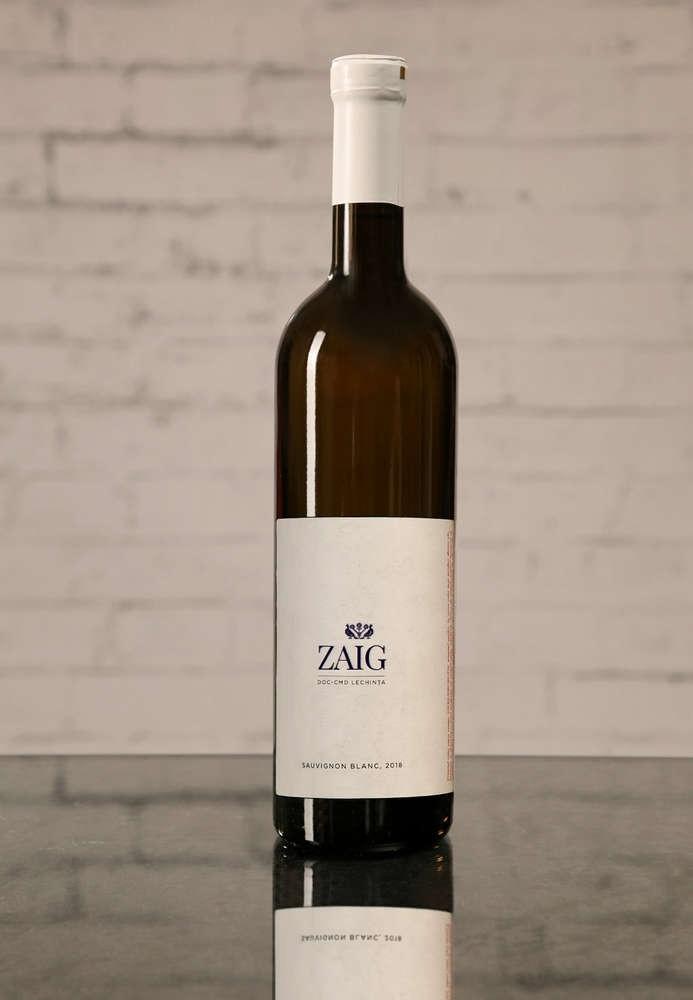 Zaig Sauvignon Blanc 0.75L