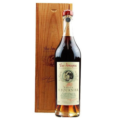 Armagnac Baron V. Fournier 1975 0.7 L