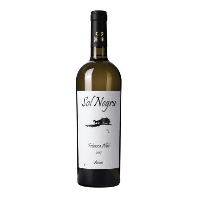 Vin Alb Asconi Sol Negru Feteasca Alba 0.75L