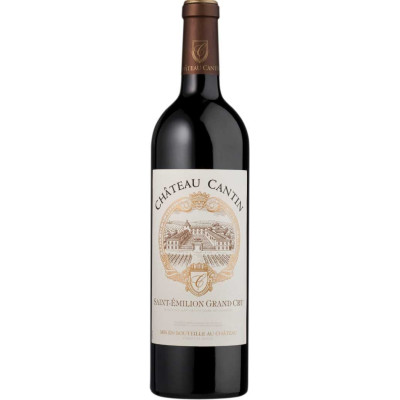 Chateau Cantin Grand Cru 0.75L