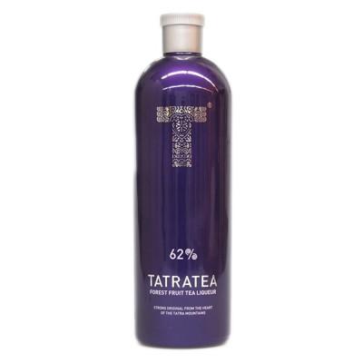 Lichior Tatratea 62%  Forest Fruit 0.7L