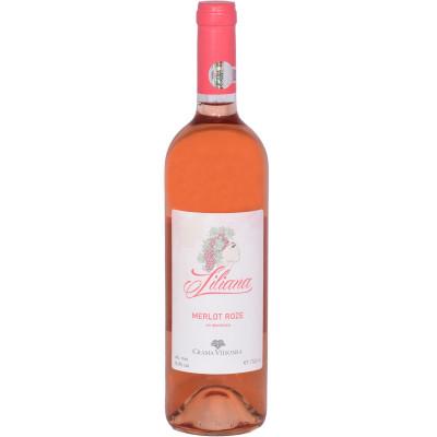 Vin Merlot Roze Liliana 0.75L