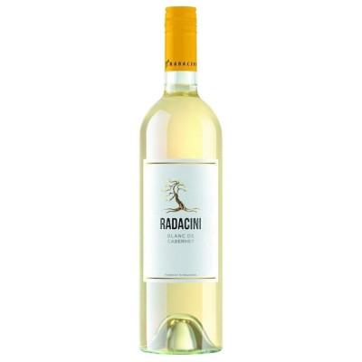 Vin Alb Radacini Blanc de Cabernet 0.75L