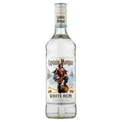 Rom Captain Morgan White 0.7 L