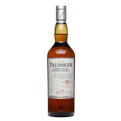 Scotch Afumat Talisker 25 ani  0.7L