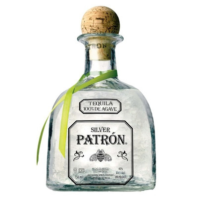 Tequila Patron Silver 0.7L