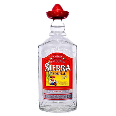 Tequila Sierra Silver 0.7L