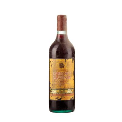 Vin Rosu Traian Cabernet Colectie 2001 0.75L
