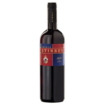 Vin Stirbey Merlot 0.75L