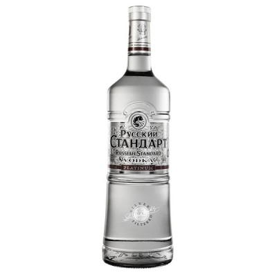 Vodka Russian Standard Platinum 1L