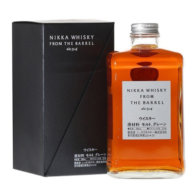 Nikka Whisky From The Barrel  0.5L