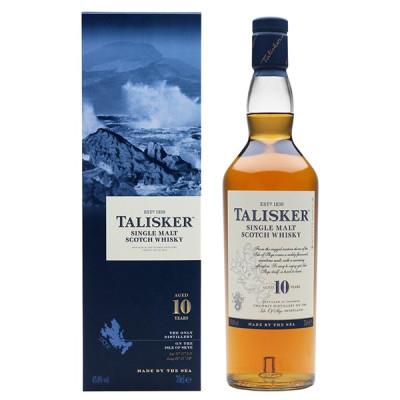 Whisky Talisker 10 ani 0.7L