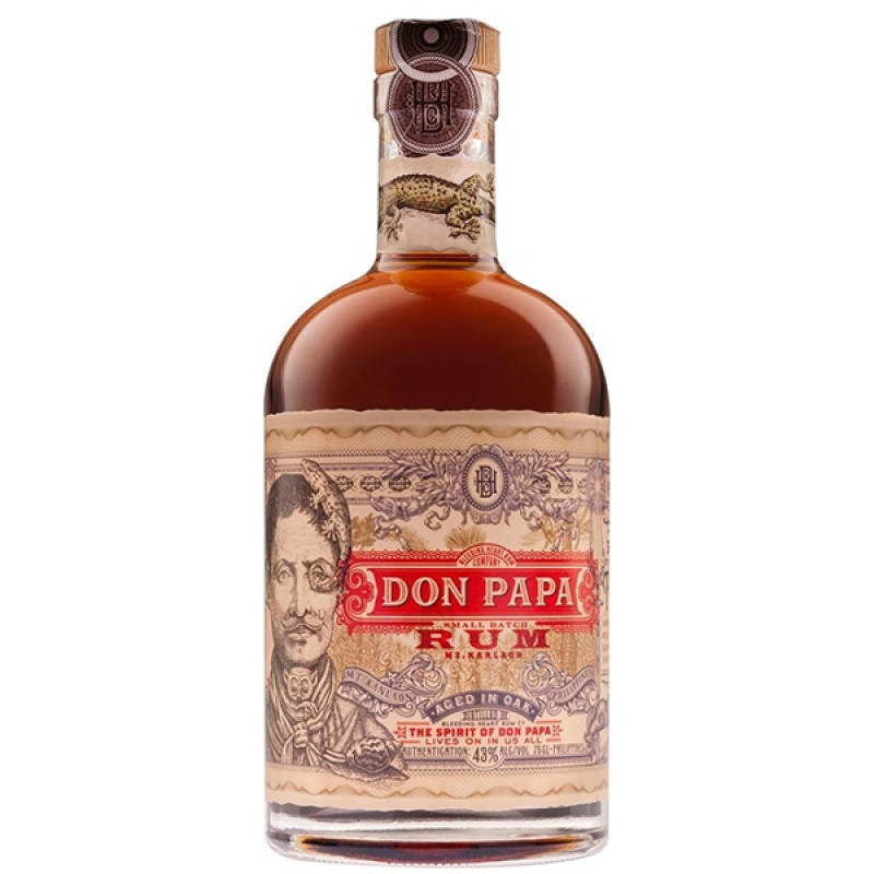 Rom Don Papa 7 Ani 0.7L