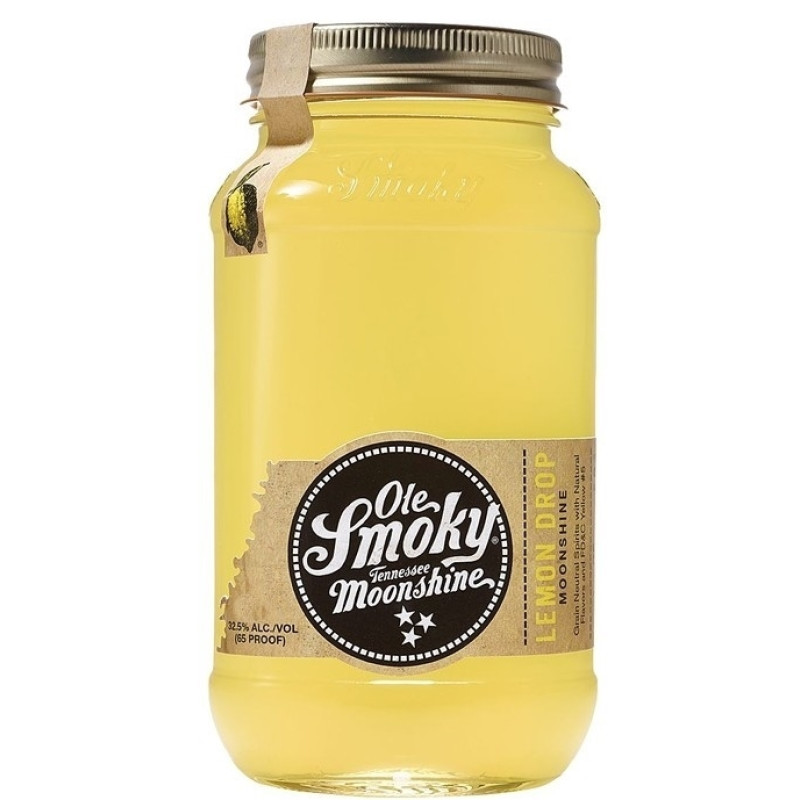 Ole Smoky Moonshine Lemon Drop 0.5L