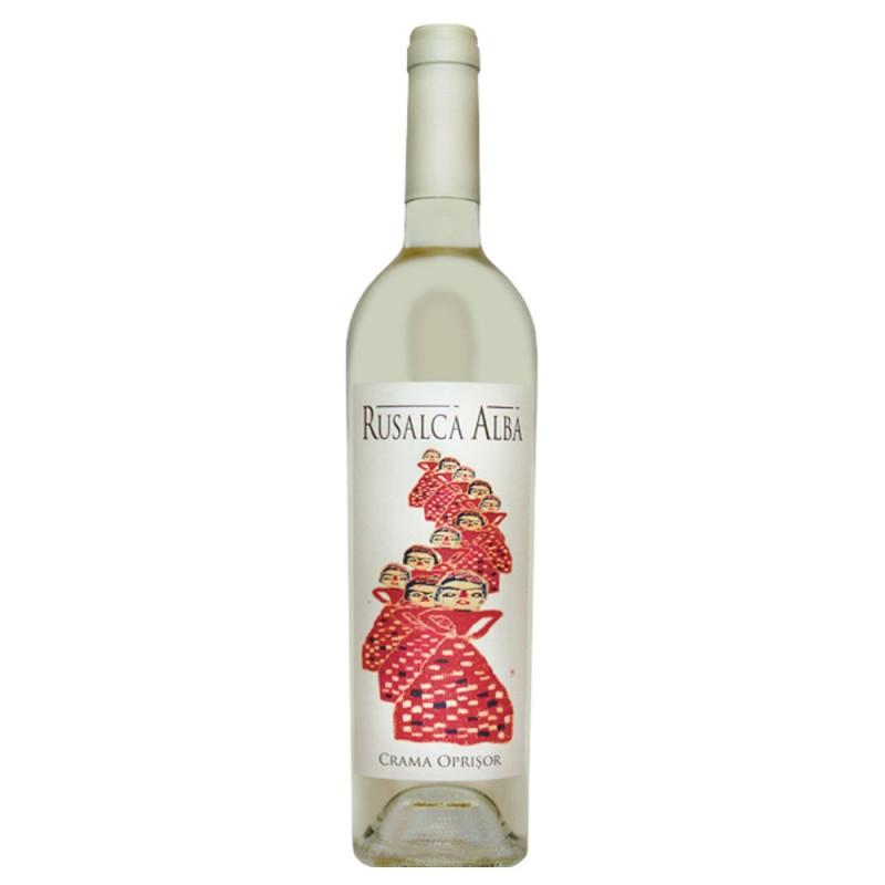 Vin Oprisor Rusalca Alba 0.75L