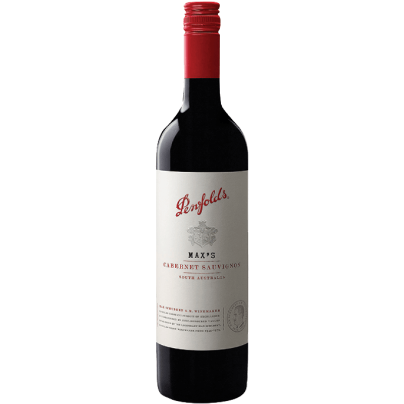 Vin Rosu Penfolds Max's Cabernet Sauvignon 2015 0.75L