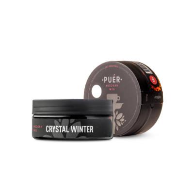 Aroma Narghilea Puer Hookah Mix Crystal Winter 100g