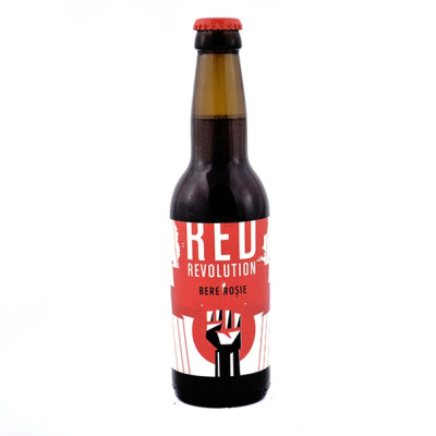 Red Revolution Bere Rosie 0.33L