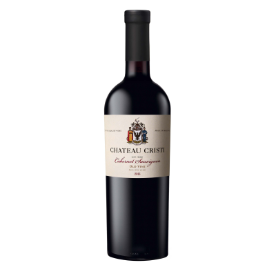 Chateau Cristi Cabernet Sauvignon Old Wine 0.75L