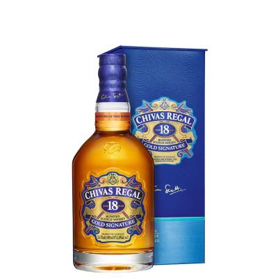 Whisky Chivas Regal 18 Ani  0.7L