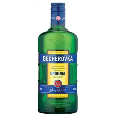 Lichior Becherovka 0.7L