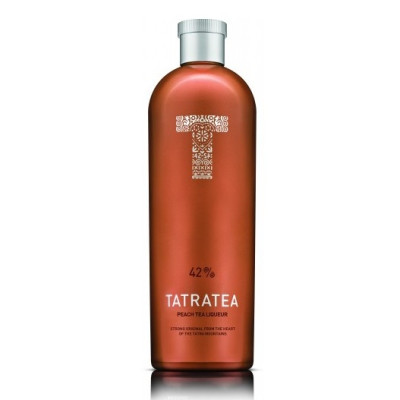 Lichior Tatratea 42% Peach 0.7L