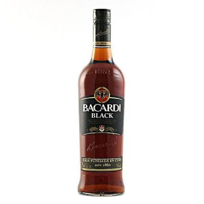 Rom Bacardi Carta Negra 0.7L