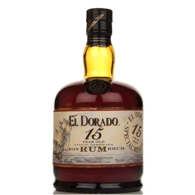 Rom El Dorado 15 ani 0.7L