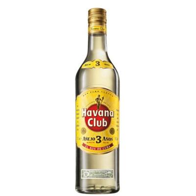 Rom Havana Club Anejo 3 Ani 0.7L