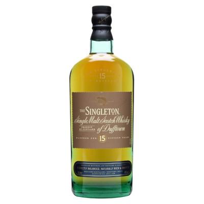 Whisky The Singleton of Dufftown 15 ani 0.7L
