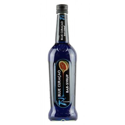 Sirop Riemerschmid Blue Curacao 0.7L