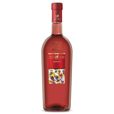 Unico Merlot Rose 0.75L
