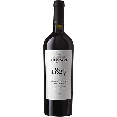 Vin Rosu Purcari Cabernet Sauvignion 0.75 L