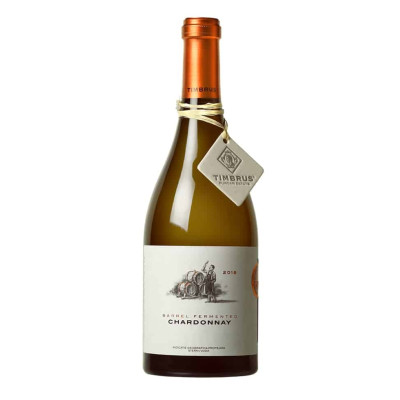 Vin Alb Timbrus Chardonnay Barrique 0.75L
