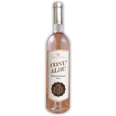 Vin Cabernet Sauvignon Roze Conu' Albu 0.75L
