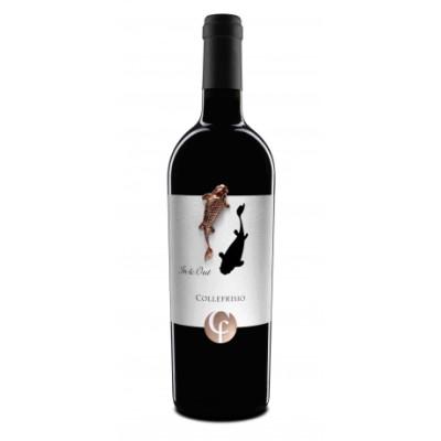 Vin Rosu Montepulciano D'Abruzzo DOC 2014 In&Out 0.75L