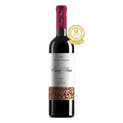 Vin Cuvee Ioan Merlot & Cabernet  Sauvignon 0.75L