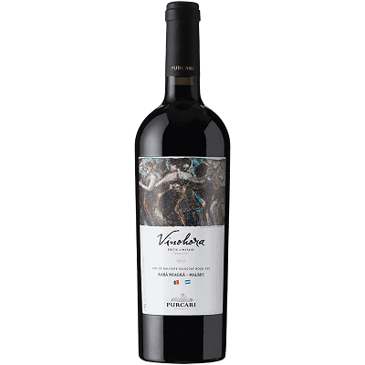 Vin Rosu Purcari L.E Vinohora Rara Neagra-Malbec 0.75L